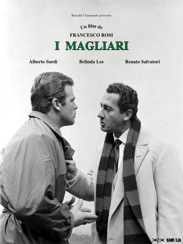 Affiche du film Profession : magliari