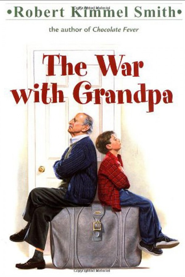 Affiche du film War with Grandpa