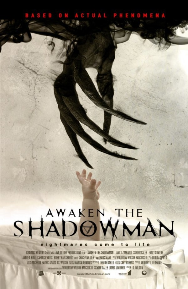 Affiche du film Awaken the Shadowman