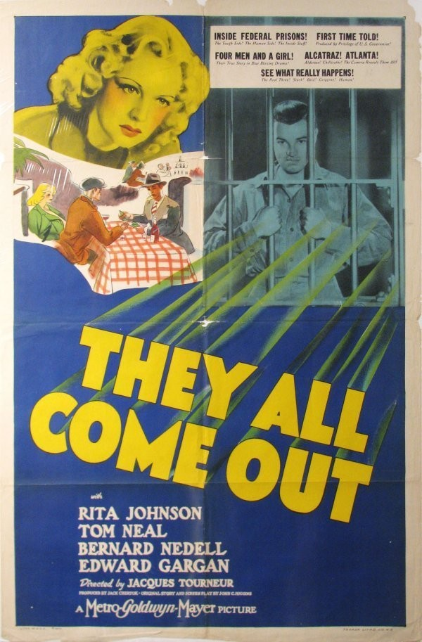 Affiche du film They All Come Out