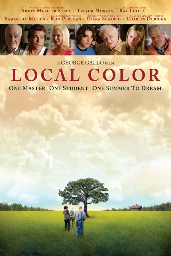 Affiche du film Local Color