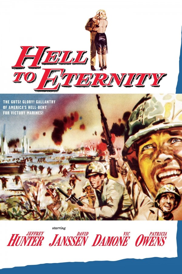 Affiche du film Hell to Eternity