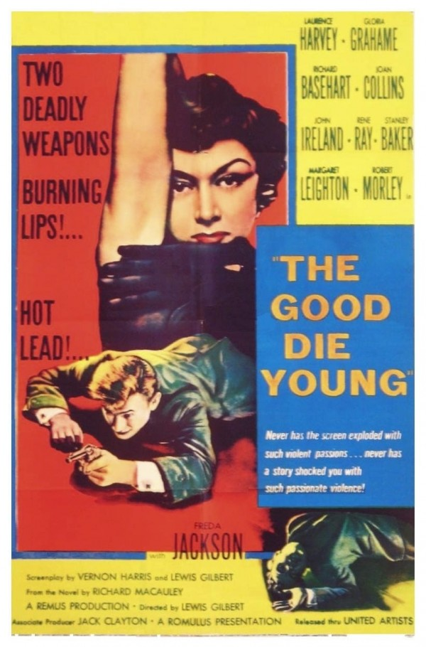 Affiche du film The Good Die Young