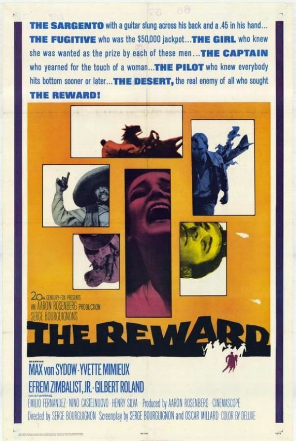 Affiche du film The Reward
