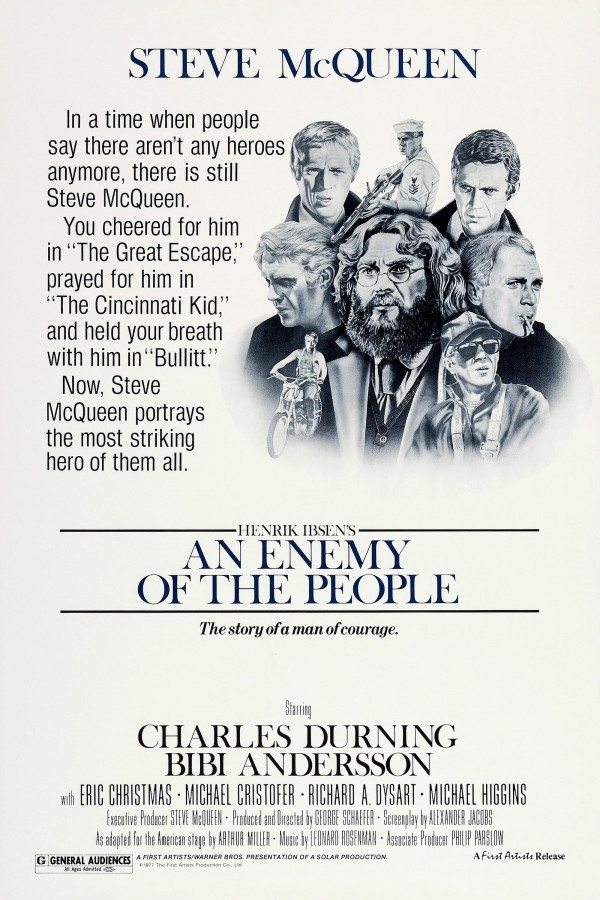 Affiche du film An Enemy of the People
