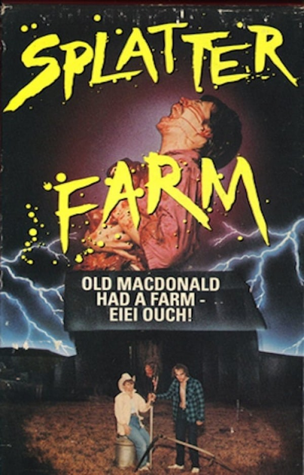 Affiche du film Splatter Farm