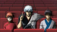 Nothing Lasts Forever, Including Parents, Money, Youth, Your Room, Dress Shirts, Me, You and the Gintama Anime