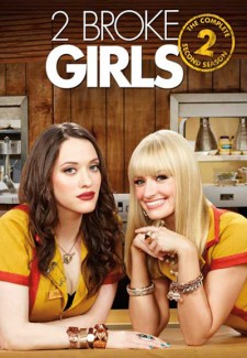2 Broke Girls saison saison 2
