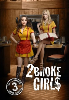 2 Broke Girls saison saison 3