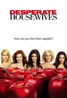 affiche de la série Desperate Housewives