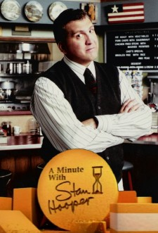 A Minute With Stan Hooper