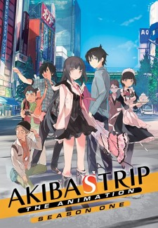 Akiba's Trip: The Animation saison saison 1