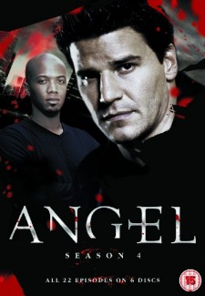 Angel saison saison 4