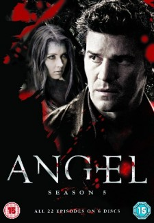 Angel saison saison 5