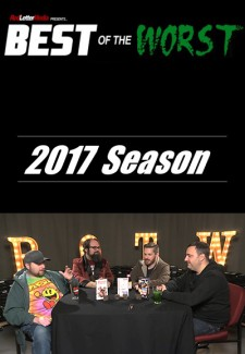 Best of the Worst saison saison 2017