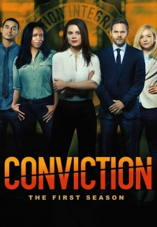 Conviction (2016) saison saison 1