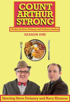 Count Arthur Strong saison saison 1