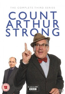 Count Arthur Strong saison saison 3