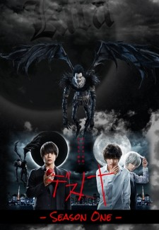 Death Note (2015) saison saison 1