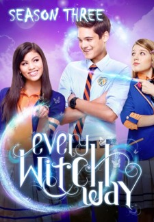 Every Witch Way saison saison 3