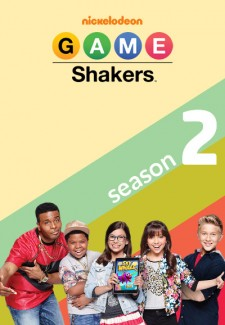 Game Shakers saison saison 2
