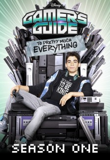 Gamer's Guide to Pretty Much Everything saison saison 1