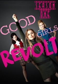 Good Girls Revolt saison saison 1