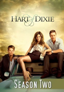 Hart of Dixie saison saison 2