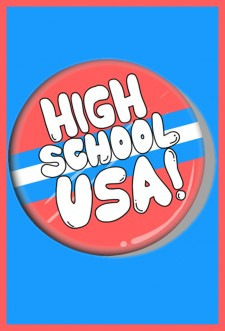 High School USA! saison saison 1