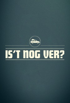 Is 't nog ver? saison saison 1