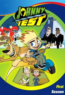 Johnny Test saison saison 1