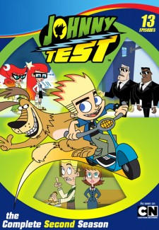 Johnny Test saison saison 2