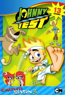 Johnny Test saison saison 3