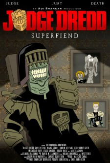 Judge Dredd: Superfiend saison saison 1