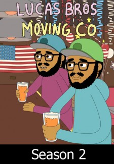 Lucas Bros. Moving Co. saison saison 2