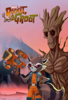 Marvel's Rocket & Groot saison saison 1