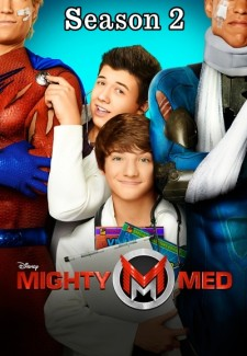 Mighty Med saison saison 2