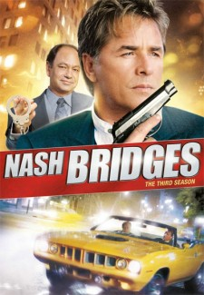 Nash Bridges saison saison 3