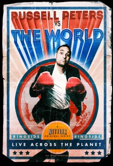Russell Peters Vs. The World saison saison 1