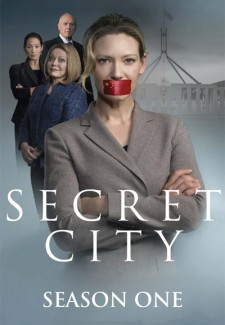 Secret City saison saison 1