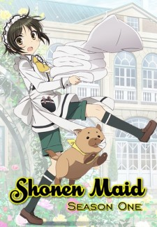 Shounen Maid saison saison 1