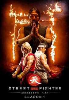 Street Fighter: Assassin's Fist saison saison 1