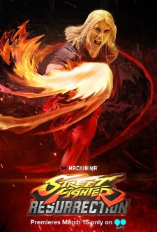 Street Fighter: Resurrection saison saison 1