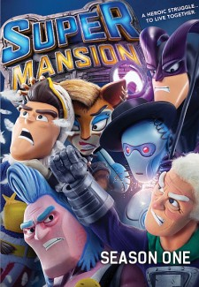 SuperMansion saison saison 1