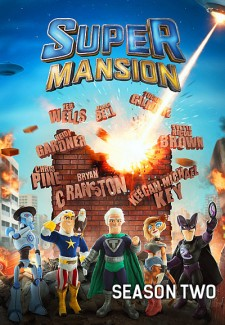 SuperMansion saison saison 2