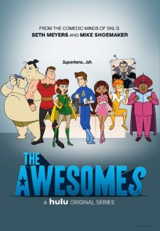 The Awesomes saison saison 1
