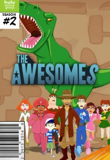 The Awesomes saison saison 2