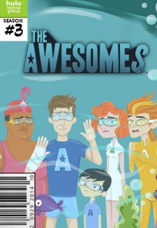 The Awesomes saison saison 3