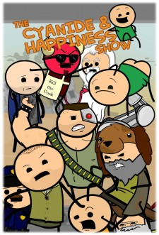 The Cyanide & Happiness Show saison saison 3