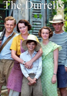 The Durrells saison saison 1